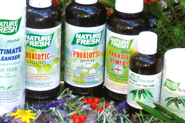 Nature Fresh - Natural Health Products