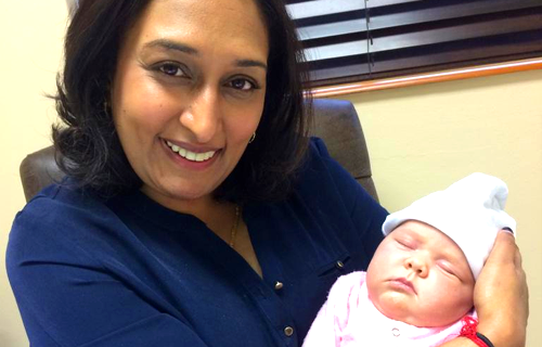 Dr Navashree Dhaver - Gynaecologist & Obstetrician