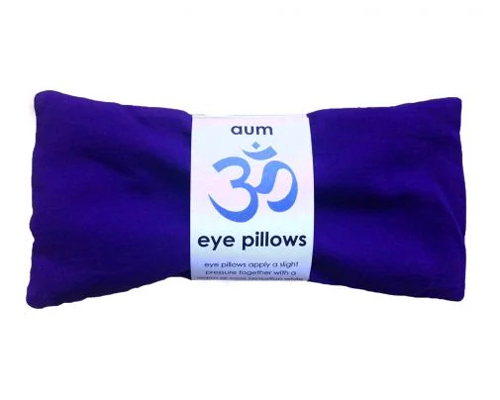 Billy The Bee Aromatic Eye Pillows Cotton