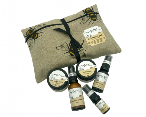 Simply Bee Facial Gift Pack Normal/dry Skin